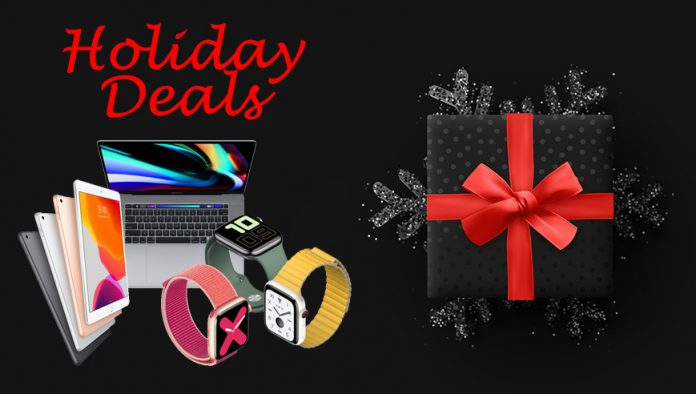up to $1,800 off Macs, iPads, AirPods, Apple Watch